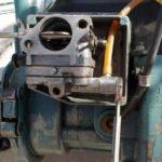 карбюратор кмп-100у на бензопиле урал