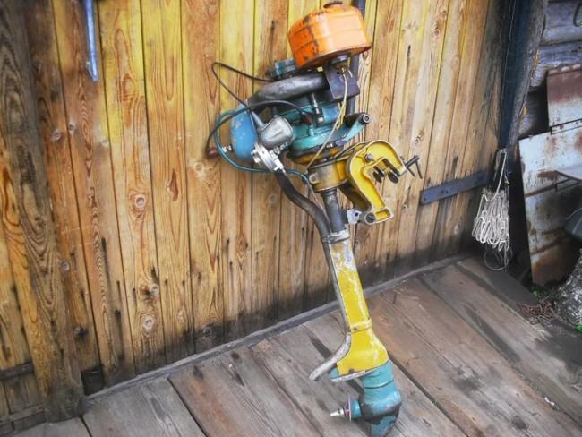 дружба 4 лодочный мотор