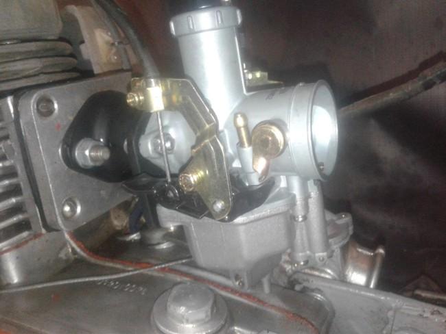 карбюратор на мотороллере2